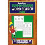 Lots More Fun n Learn Word Search Pad