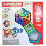 Magformers Basic Set Line 62 Piece Set