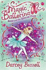 Magic Ballerina #10 Rosa and the Special Prize