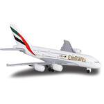 Majorette Airplanes A380-800 Emirates