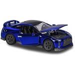 Majorette Deluxe Cars Nissan GT-R Metallic Blue