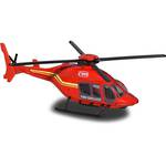 Majorette Helicopter Bell 429 Fire Brigade