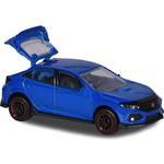 Majorette Honda Civic Type R Blue
