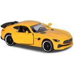 Majorette Premium Cars Chevrolet Corvette Yellow