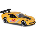 Majorette Racing Cars Chevrolet Corvette Yellow
