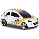 Majorette Racing Cars Opel Adam R2 White