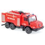 Majorette S.O.S. Cars Mercedes Benz Zetros Fire Truck