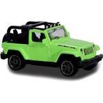 Majorette Street Cars Jeep Rubicon Green