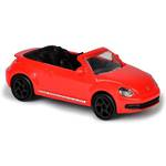 Majorette Street Cars Wolkswagen Convertible Red