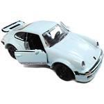 Majorette Vintage Cars Porsche 934 Light Blue