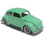 Majorette Vintage Cars VW Beetle Green