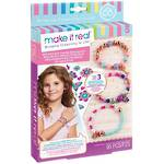 Make it Real Bedazzled Charm Bracelets Blooming Creativity