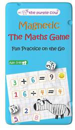 Travel Game Tin The Maths Game