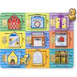 Melissa & Doug Hide and Seek Board