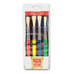 Melissa & Doug Large Paint Brush Set