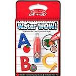 Melissa & Doug Water WOW Alphabet