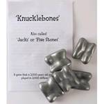 Metal Knucklebones