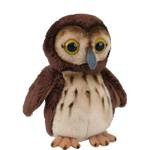 Mini Morepork Finger Puppet