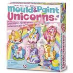 4M Mould & Paint Unicorns