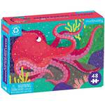 Mudpuppy Mini Puzzle Giant Pacific Octopus (48pc)