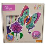 The Orb Factory: My Design - Dot'n Jewel Kit Butterfly
