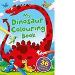 My Dinosaur Colouring Book