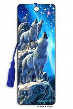 3D Bookmark - Northern Choir