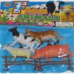 Poly bag Farm Animals Small