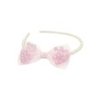Pearly Perfect Headband With Bow