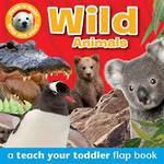 Peek-a-Boo Books: Wild Animals