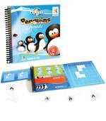 Smart Games Magnetic Travel Penguins Parade