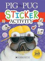 Pig the Pug Sticker Activity