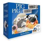 Pig the Tourist Box Set with Plush