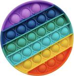 Popit Fidget - Rainbow Circle