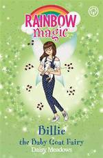 Rainbow Magic: Billie the Baby Goat Fairy: The Baby Farm Animal Fairies Book 4