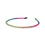 Rainbow Riot Headband