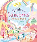 Rainbow Unicorns Activity Book