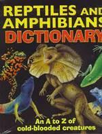 Reptiles & Amphibians Dictionary