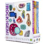 The Rock and Gem Box 10 hardcover books set
