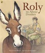 Roly the Anzac Donkey