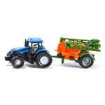 Siku 1668 New Holland Tractor With Crop Sprayer