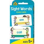 School Zone Flash Card, Sight Word