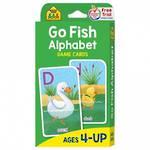 School Zone Flash Cards, Go Fish Alphabet