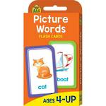 School Zone Flash Cards, Picture Words