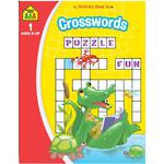 School Zone Get Ready Crosswords