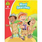 School Zone Get Ready Word Searches