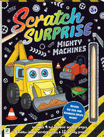 Scratch Surprise: Mighty Machines