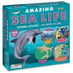 Amazing Ocean Life Learning Activities 72pc puzzle