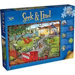 Seek & Find The Garden (300pc XL)
