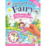 Seek and Find Fairy Sticker Book